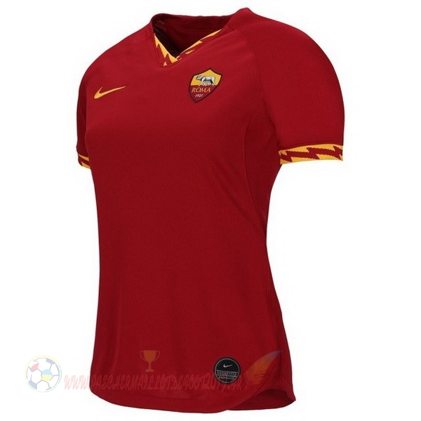Destockage Maillot De Foot Nike Domicile Maillot Femme As Roma 2019 2020 Bordeaux