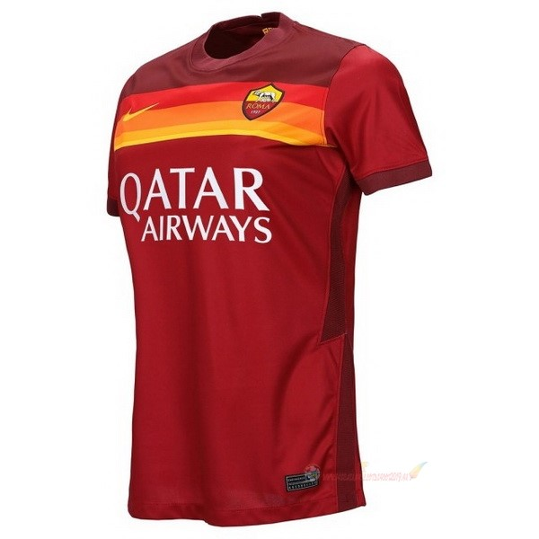 Destockage Maillot De Foot Nike Domicile Maillot Femme As Roma 2020 2021 Bordeaux