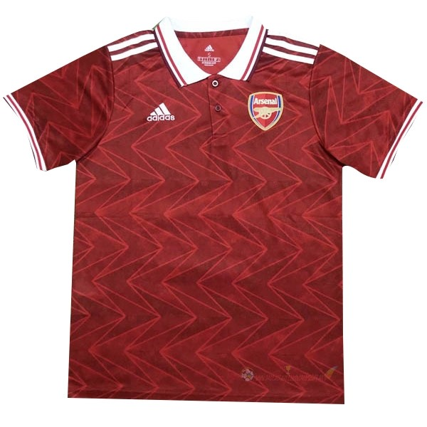Destockage Maillot De Foot adidas Polo Arsenal 2020 2021 Rouge