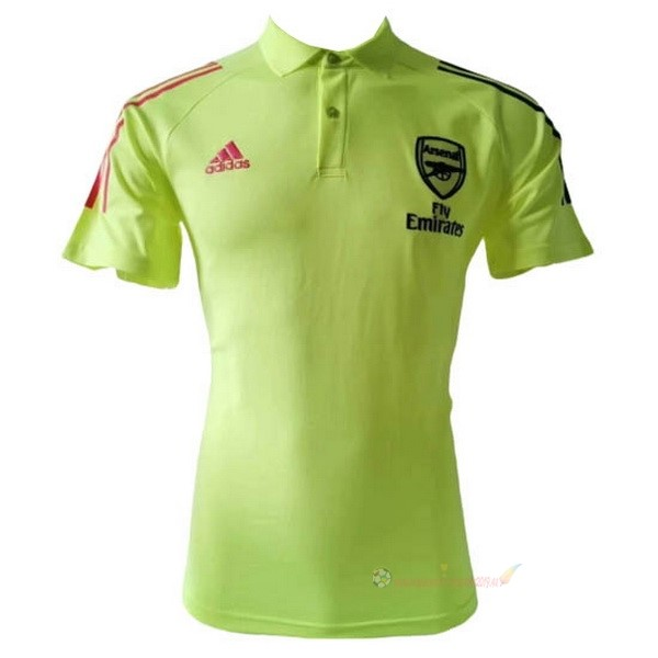 Destockage Maillot De Foot adidas Polo Arsenal 2020 2021 Vert