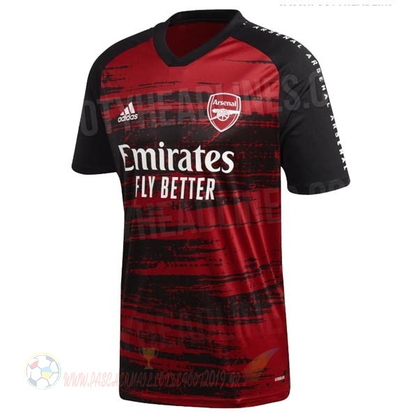 Destockage Maillot De Foot adidas Pre Match Maillot Arsenal 2020 2021 Rouge