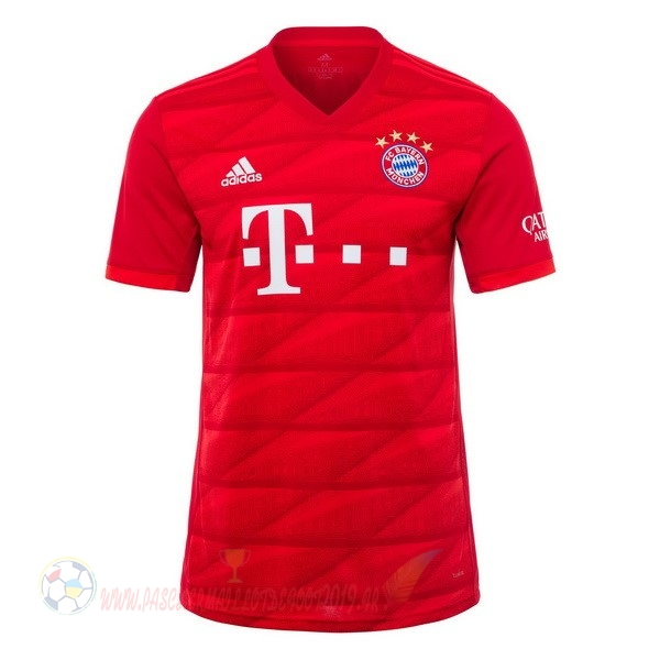 Destockage Maillot De Foot adidas Domicile Maillot Bayern Munich 2019 2020 Rouge