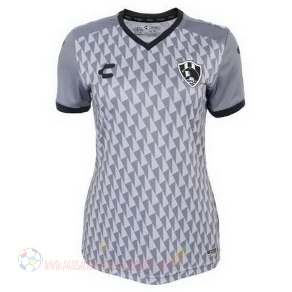 Destockage Maillot De Foot Tenis Charly Third Maillot Femme Cuervos 2019 2020 Gris