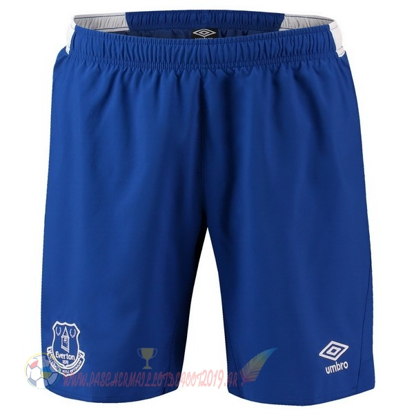 Destockage Maillot De Foot umbro Domicile Changement Shorts Everton 2018 2019 Bleu