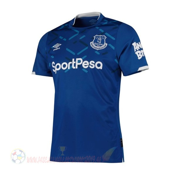 Destockage Maillot De Foot Umbro Domicile Maillot Everton 2019 2020 Bleu