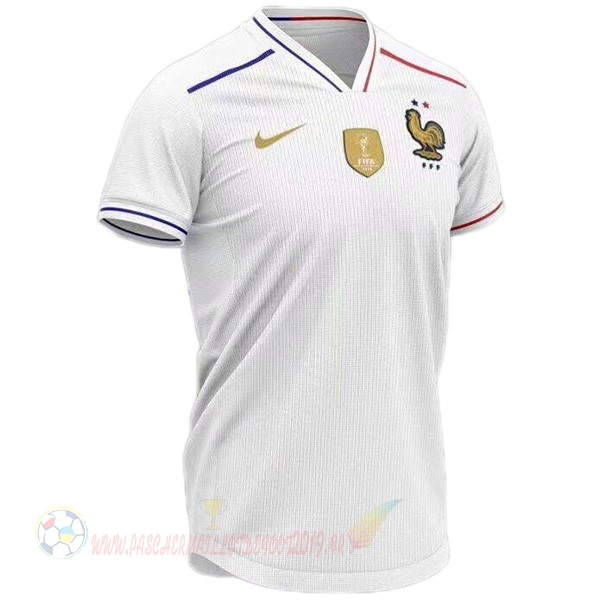 Destockage Maillot De Foot Nike Concept Maillot France 2019 Blanc