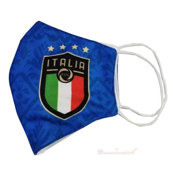 Destockage Maillot De Foot Football Italie toalla Bleu