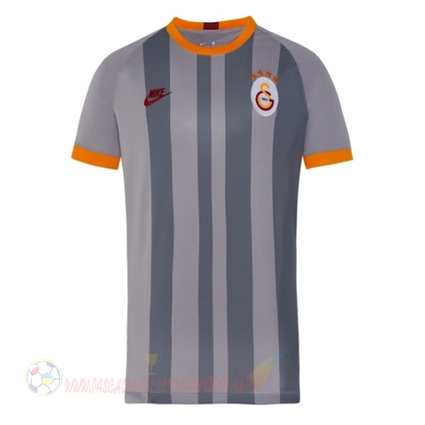 Destockage Maillot De Foot Nike Third Maillot Galatasaray SK 2019 2020 Gris