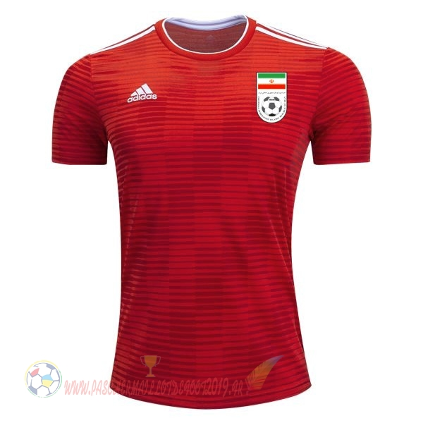 Destockage Maillot De Foot adidas Exterieur Maillots Iran 2018 Rouge