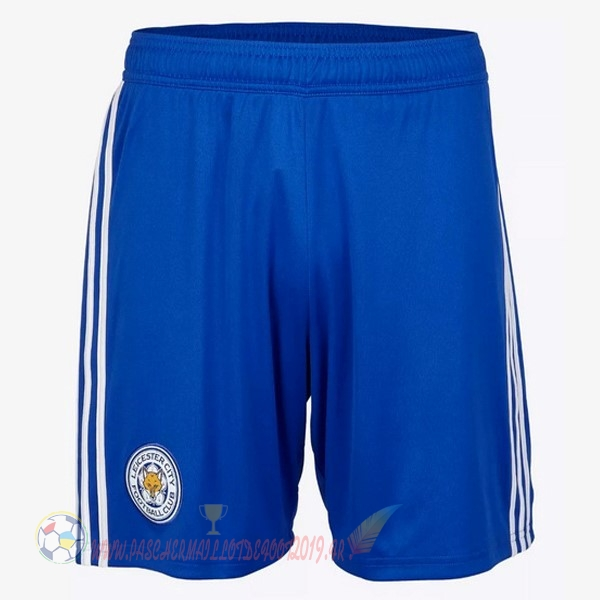 Destockage Maillot De Foot PUMA Domicile Shorts Leicester City 2018 2019 Bleu
