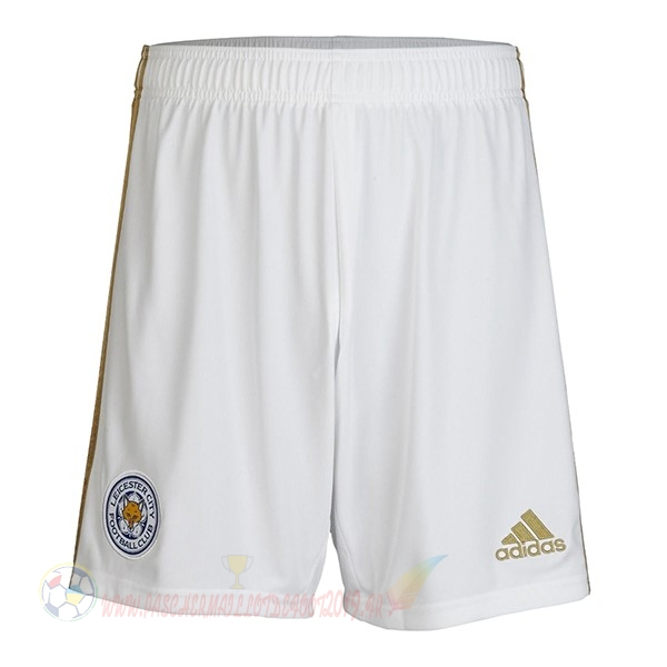 Destockage Maillot De Foot adidas Domicile Pantalon Leicester City 2019 2020 Blanc
