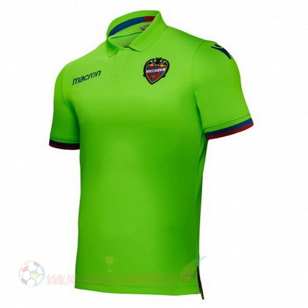 Destockage Maillot De Foot Macron Third Maillot Levante 2018 2019 Vert