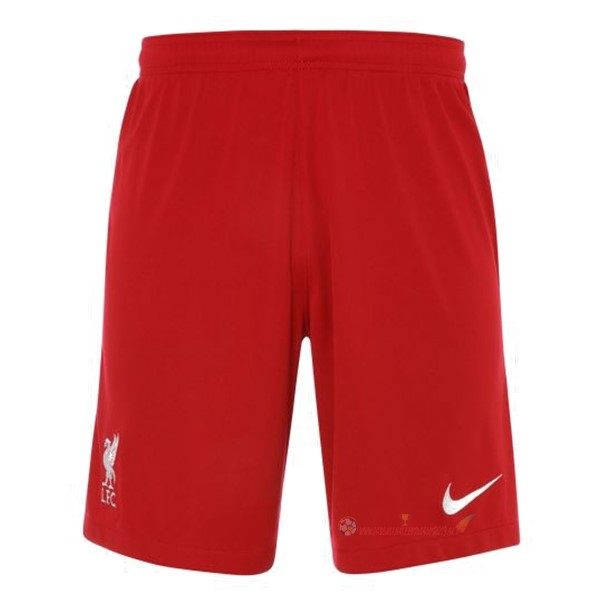 Destockage Maillot De Foot Nike Domicile Pantalon Liverpool 2020 2021 Rouge