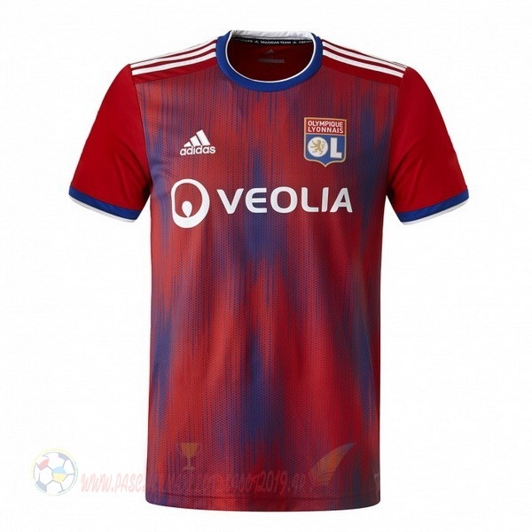 Destockage Maillot De Foot adidas Third Maillot Lyonnais 2019 2020 Rouge