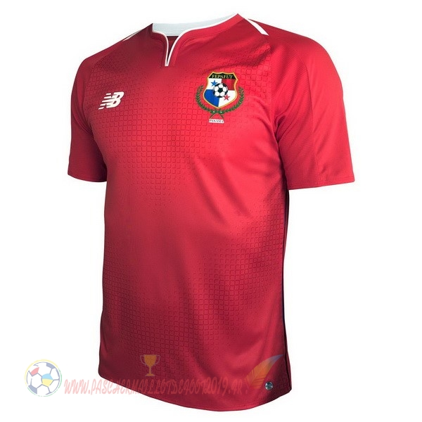 Destockage Maillot De Foot New Balance Domicile Maillots Panama 2018 Rouge
