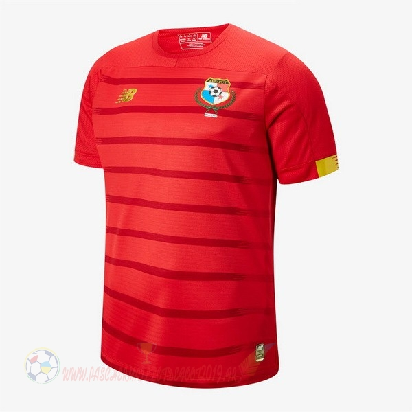 Destockage Maillot De Foot New Balance Domicile Maillot Panamá 2019 Rouge
