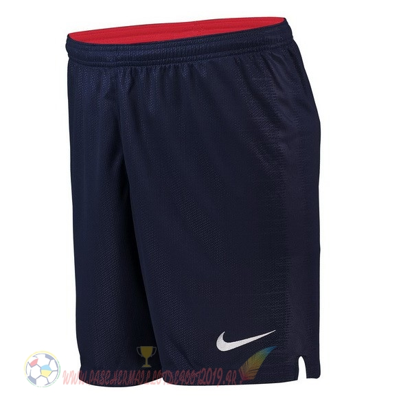 Destockage Maillot De Foot Nike Domicile Shorts Paris Saint Germain 2018 2019 Bleu