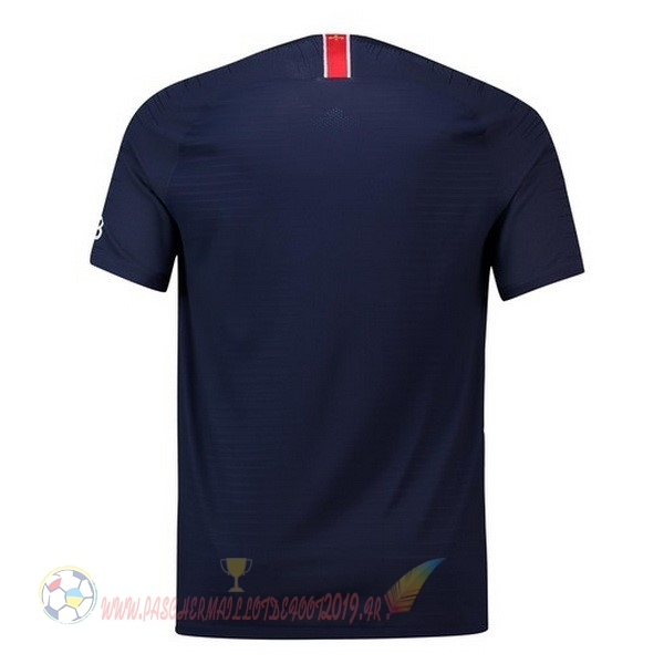 Destockage Maillot De Foot Nike Thailande Domicile Maillots Paris Saint Germain 2018 2019 Bleu