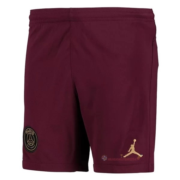 Destockage Maillot De Foot JORDAN Third Pantalon Paris Saint Germain 2020 2021 Bordeaux