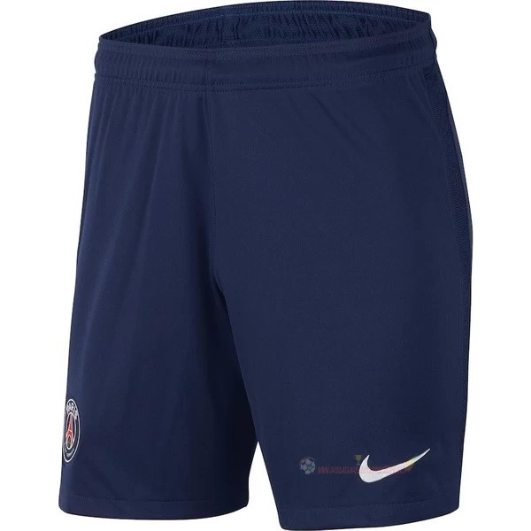 Destockage Maillot De Foot Nike Domicile Pantalon Paris Saint Germain 2020 2021 Bleu