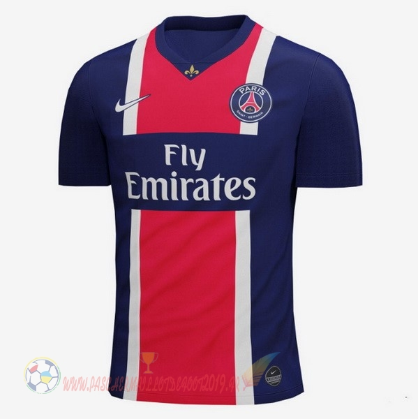 Destockage Maillot De Foot Nike NFL Maillots Paris Saint Germain 19-20 Bleu