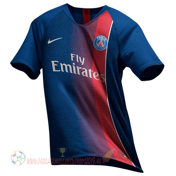 Destockage Maillot De Foot Nike Thailande Domicile Maillots Paris Saint Germain 19-20 Bleu