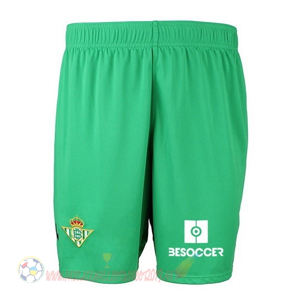 Destockage Maillot De Foot Kappa Domicile Shorts Real Betis 2018-2019 Vert