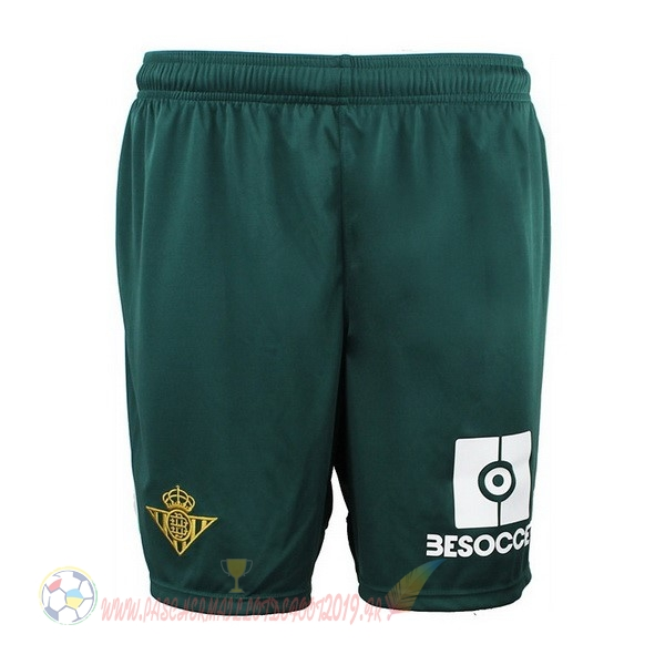 Destockage Maillot De Foot Kappa Exterieur Shorts Real Betis 2018-2019 Vert