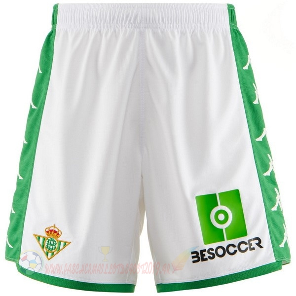 Destockage Maillot De Foot Kappa Domicile Pantalon Real Betis 2019 2020 Vert