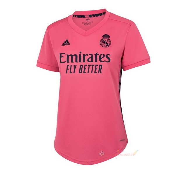 Destockage Maillot De Foot adidas Exterieur Maillot Femme Real Madrid 2020 2021 Rose