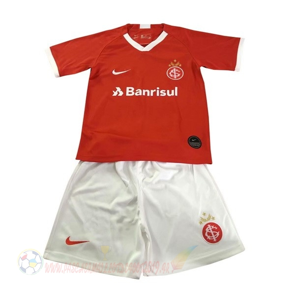 Destockage Maillot De Foot Nike Domicile Ensemble Enfant Internacional 2019 2020 Rouge