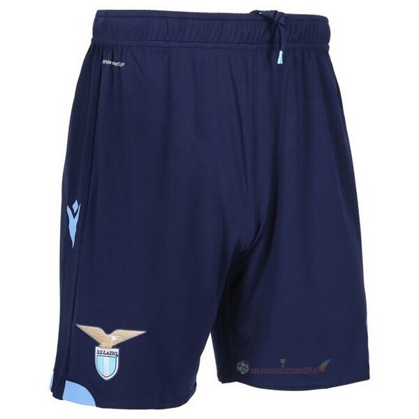 Destockage Maillot De Foot Macron Third Pantalon Lazio 2019 2020 Bleu