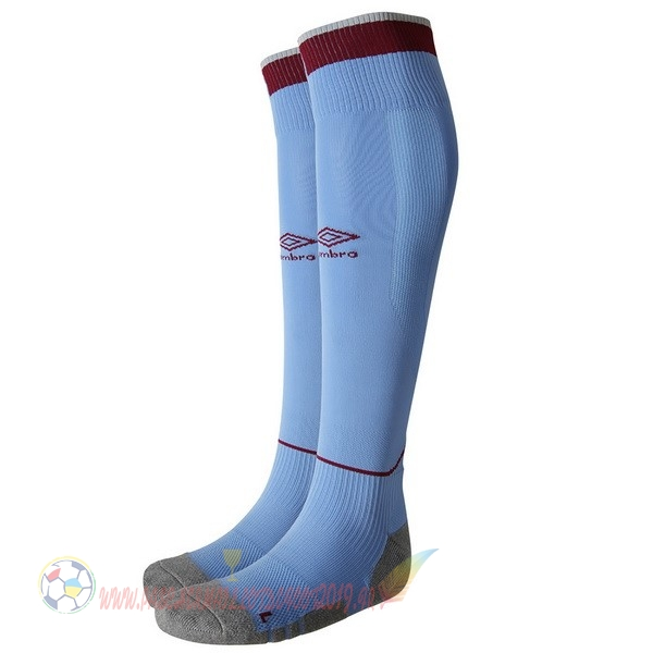 Destockage Maillot De Foot umbro Third Chaussettes West Ham United 2018-2019 Bleu